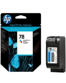 კარტრიჯი HP 78 Tri-color Original Ink Cartridge
