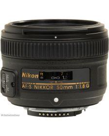 ობიექტივი  Nikkor 50mm f/1.8G