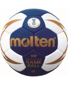 ხელბურთის ბურთი MOLTEN handball H3X5001-BW-X IHF