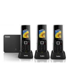უკაბელო IP ტელეფონი Yealink W52P