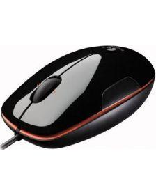 მაუსი Logitech LS1 Laser Mouse USB, Cinnamon BLACK