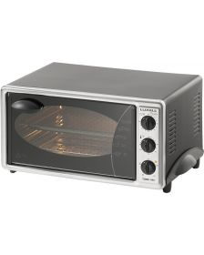 ელექტრო ღუმელი  LUXEL  LX-3575 INOX