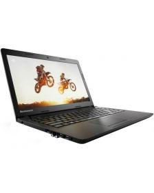 ნოუთბუქი Lenovo Ideapad 100-15IBD Black 80QQ008AUA
