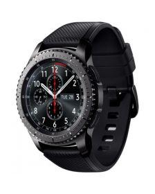 Smart საათი Samsung Gear S3 frontier Black (SM-R760NDAASER)