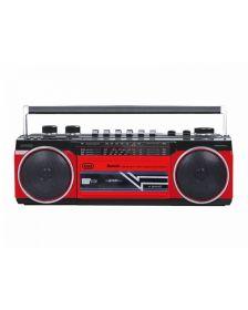 მაგნიტოფონი Trevi BOOMBOX CMP501BT RED