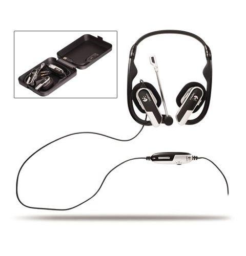 ყურსასმენი-Logitech Premium Notebook Headset