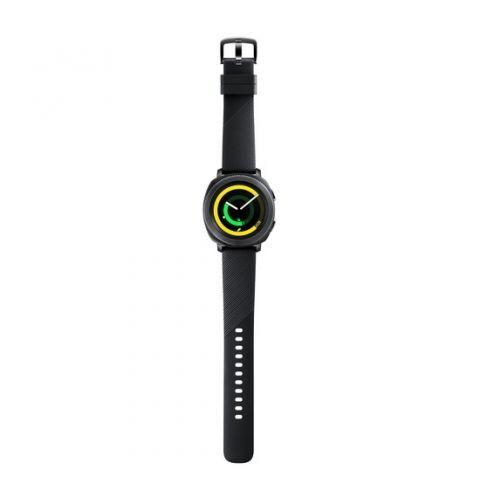 სმარტ საათი Samsung Gear Sport (SM-R600NZKASER) - Black