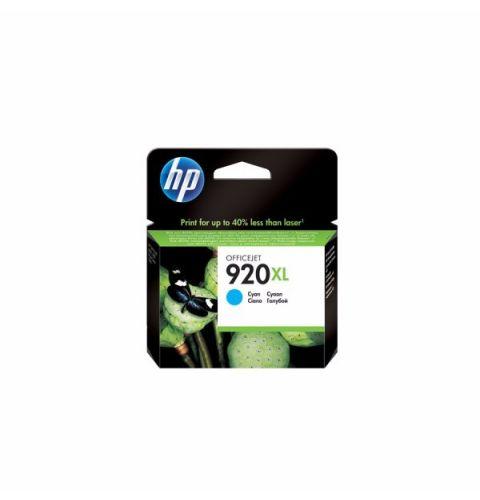 კარტრიჯი HP 920XL High Yield Cyan Original Ink Cartridge