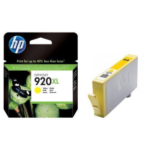 კარტრიჯი HP 920XL Ink Cart yellow