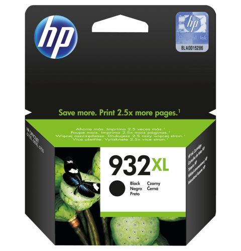 კარტრიჯი HP 932XL High Yield Black Original Ink Cartridge